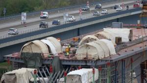 Ein millionenschwerer Bauunfall