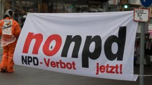 Büdingen will NPD loswerden