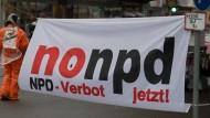 Die Stadt orientiert sich an Weinheim: Dort ist es gelungen, rechtsextreme Veranstaltungen zu verhindern.