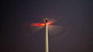 Schreckenstage für die Freunde der Windkraft