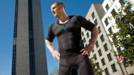 Trainieren wie Sprintstar Usain Bolt
