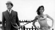 Kult: John Steed und Emma Peel, ehedem unterwegs mit Schirm, Charme und Melone, strahlen bis heute nach Frankfurt aus