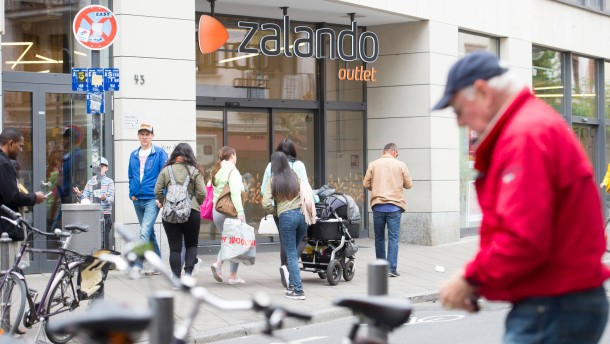 """""""Jedenfalls ist es gut, dass Zalando da ist"""""""