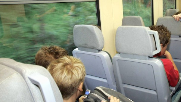 Ein-Euro-Jobber als Bahnbegleiter