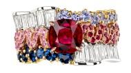 Kaleidoskopisch bis farbenfroh: Bei Dior ist die Haute Joaillerie längst eine Institution.