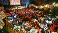 Trotzt dem Trend. Der Sportpresseball lockt weiterhin mit Sportstars und Eleganz viele Gäste in die Alte Oper.