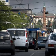 "Stau: Die ""Nou"" soll den Verkehr in Darmstadt entlasten."