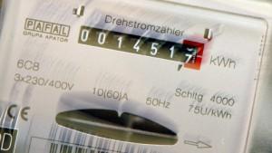 Das neue Jahr beginnt mit höheren Strompreisen