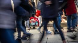 Händler wollen freies W-Lan in Fußgängerzonen