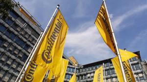 Continental verschiebt Großinvestition in Frankfurt