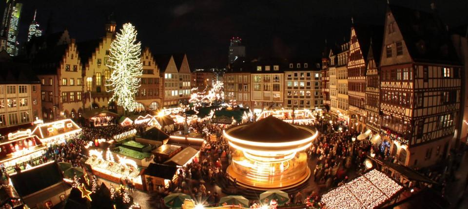Offenbach Weihnachtsmarkt.Frankfurt Offenbach Darmstadt Und Kassel In Hessen Eröffnen Die