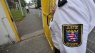 Justizministerium sieht keine Personalnot in Hessens Gefängnissen