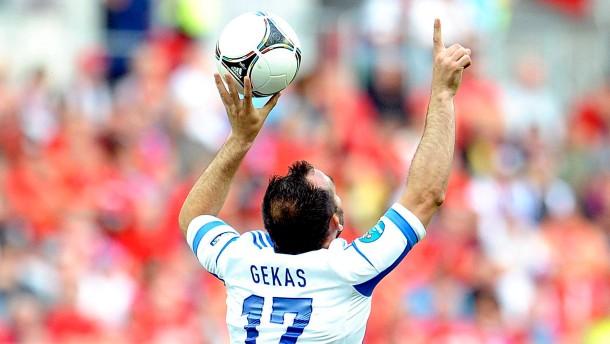 Gekas, Tzavellas und die griechische Nische