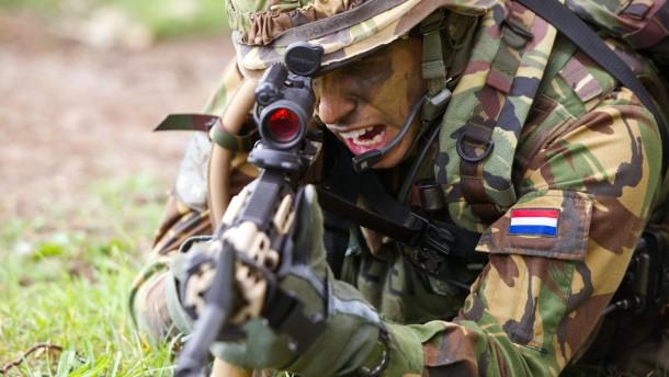 Truppenübung ohne Wissen der Behörden