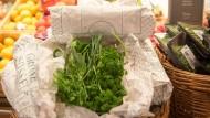 Linientreu: Diese Grie-Soß-Kräuter kommen laut Hersteller aus Frankfurt am Main