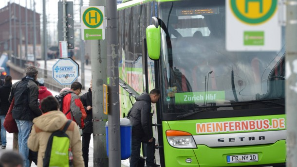 Platznot für Fernbusse