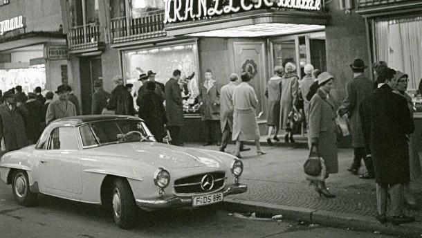 Wie Frankfurt von 1930 bis 1970 aussah