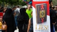 Deutlich mehr hessische Salafisten