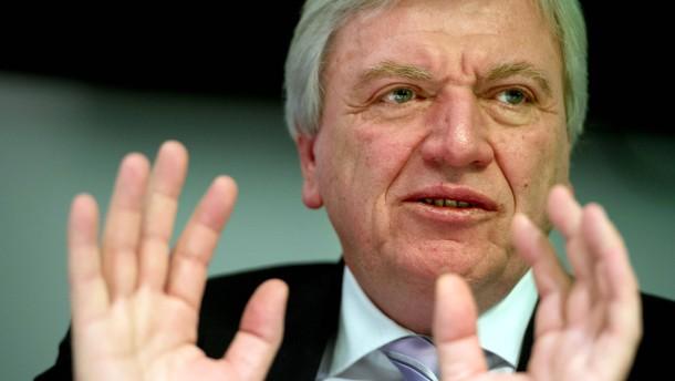 Bouffier sieht keine schwarz-grüne Option für Hessen