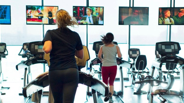 Angriffe im Fitness-First-Land