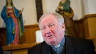 Folgt Lehmann übergangsweise: Dietmar Giebelmann, bisheriger Generalvikar vom Bistum Mainz