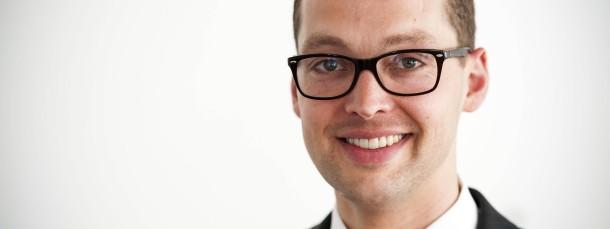 Reformen sind sein Thema: Dezernent Jan Schneider (CDU)