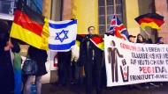 Pegida Frankfurt will jeden Montag protestieren