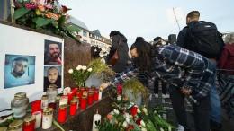 Gedenkstätte für Hanau-Opfer geschändet