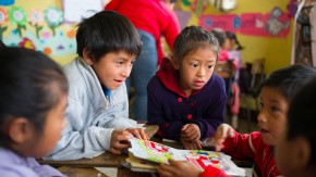 Chancen auf ein besseres Leben eröffnen: F.A.Z.-Leser helfen