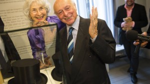 Anne Franks Familie kehrt zurück