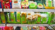 Garantiert fleischlos: vegane Ersatzprodukte