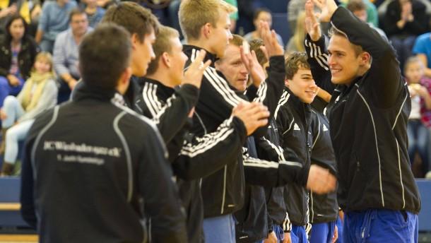 Zwischen Bundeswehr, Studium und Judomatte