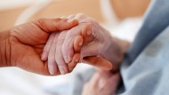 Verletzlich: Altenheim-Bewohner gelten als besondere Risikogruppe mit Blick auf das Coronavirus