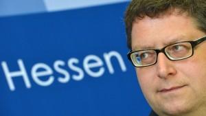 Schmitt soll Finanzminister werden