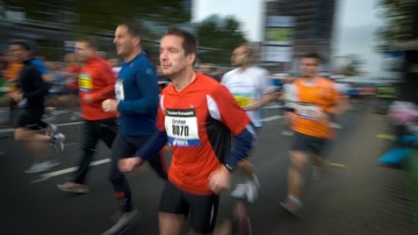 Stadt Frankfurt dankt als Marathon-Veranstalter ab