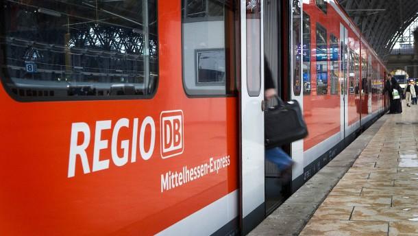 Grippewelle bremst Zugverkehr weiter aus