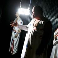 """Der Staat bin ich: Szene aus """"Caligula"""" im Schauspiel Frankfurt"""