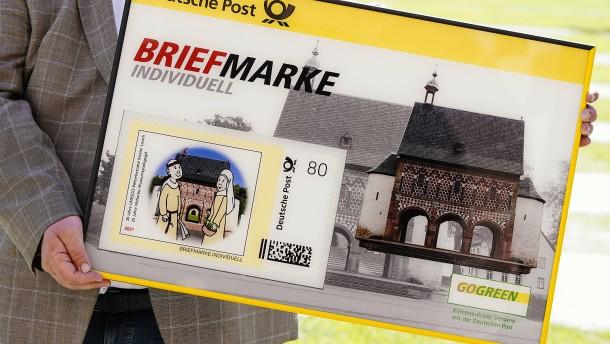 Kloster Lorsch seit 30 Jahren Welterbestätte