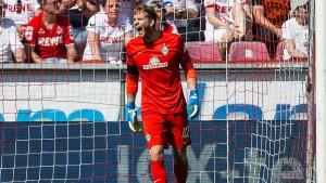 Torwart Wiedwald kehrt zu Eintracht Frankfurt zurück