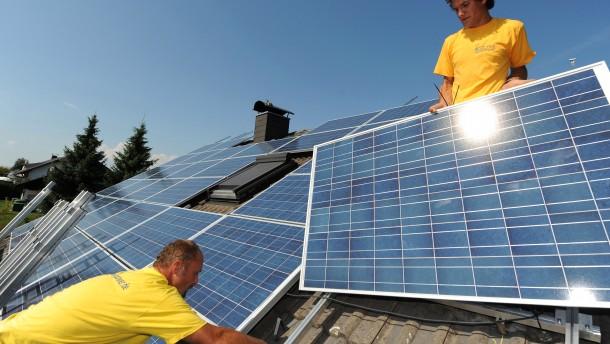 Dachkosten bei Photovoltaik nicht absetzbar
