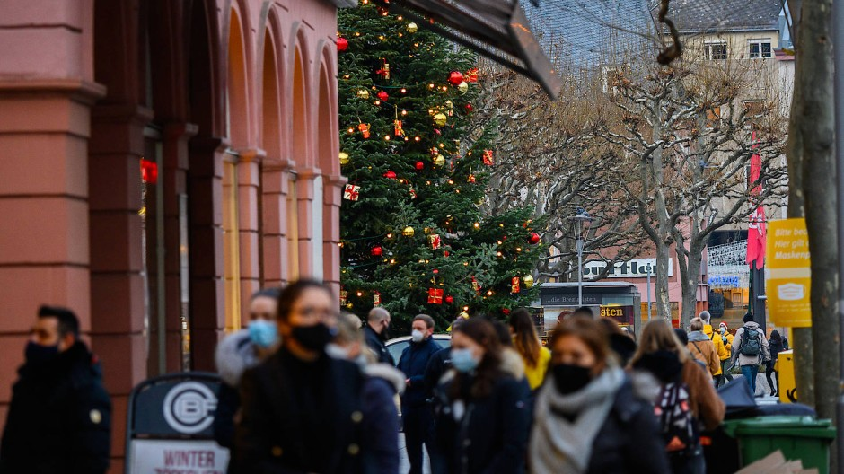 Bald wieder volle Straßen in Mainz? Rheinland-Pfalz lockert ab Montag für den Einzelhandel.