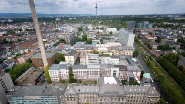 Campus Bockenheim steht vor Verkauf