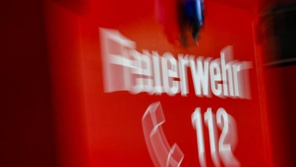 Zwei Verletzte bei Feuer in Bockenheim