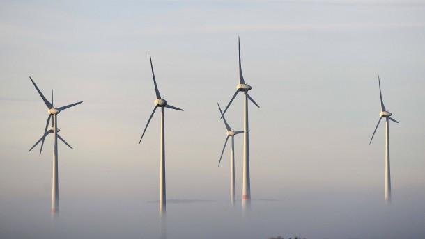 Hessens Grüne wollen neuen Schub für Windkraft