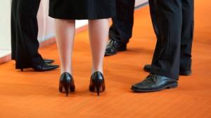 Frauenquote in Ministerien und Ämtern