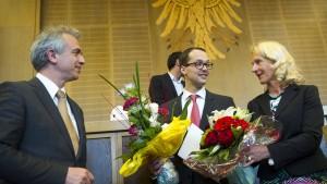 Schneider neuer Dezernent in Frankfurt
