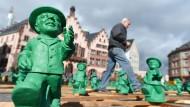 Frankfurt erwartet eine Million Besucher