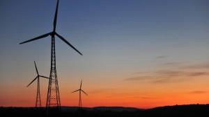 Mit Windkraft von Hunsrück und Vogelsberg