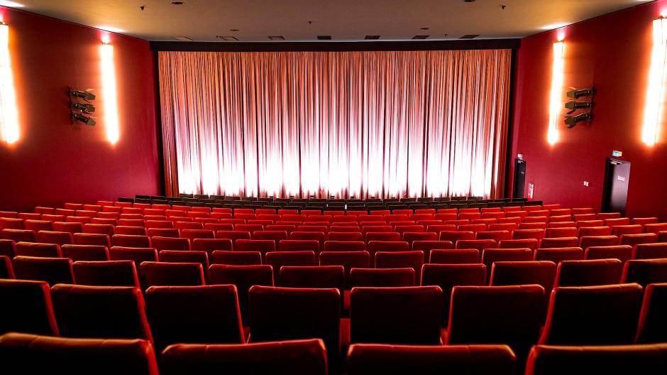 Füllen sich vielleicht bald wieder: Kinosäle