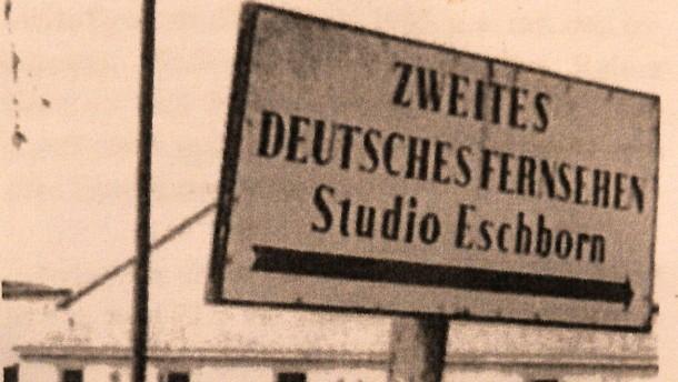 Rudolf Radke - Er war einer der ersten Redakteure beim ZDF, als der neue Sender noch in Eschborn zu Hause war und ist damit ein Pionier des ZDF